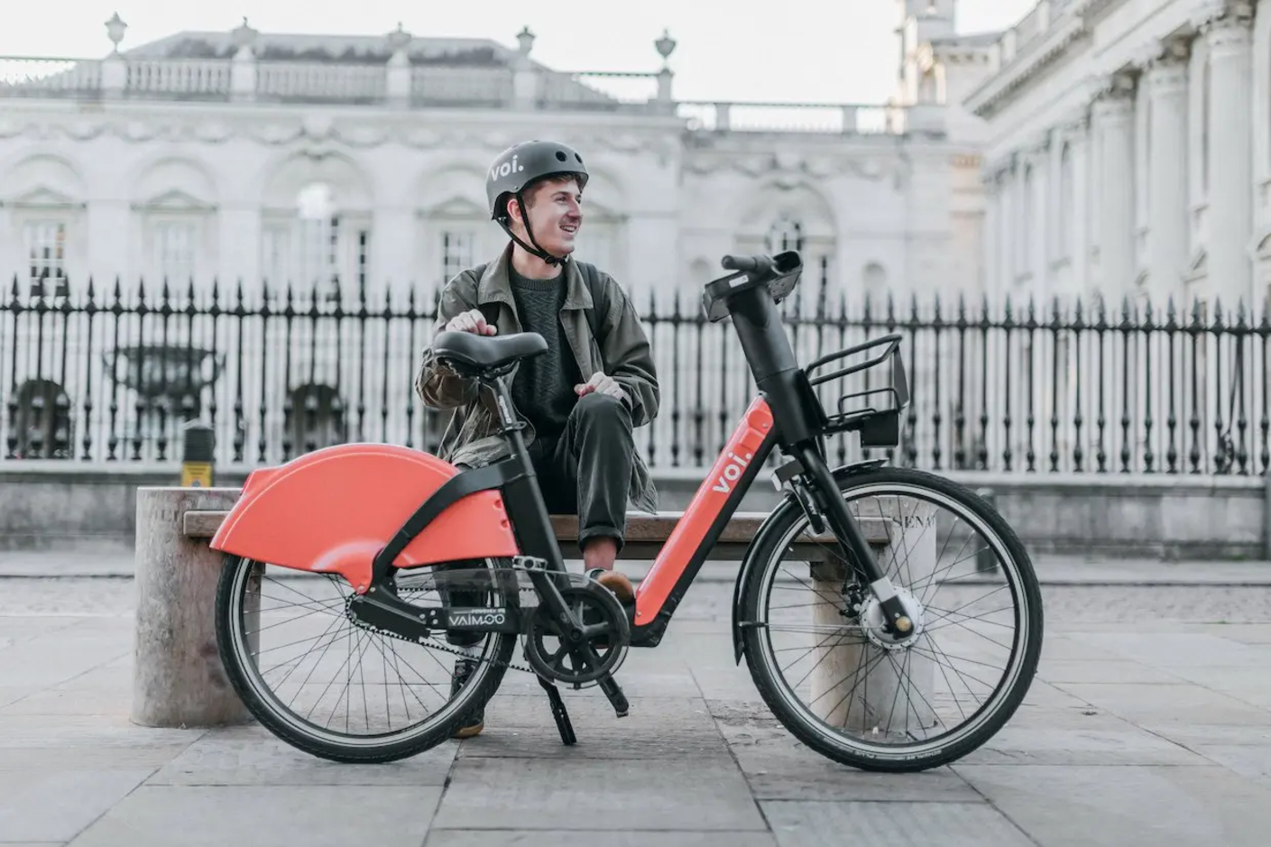 VOI chooses VAIMOO's Technology for its e-bike debut in UK