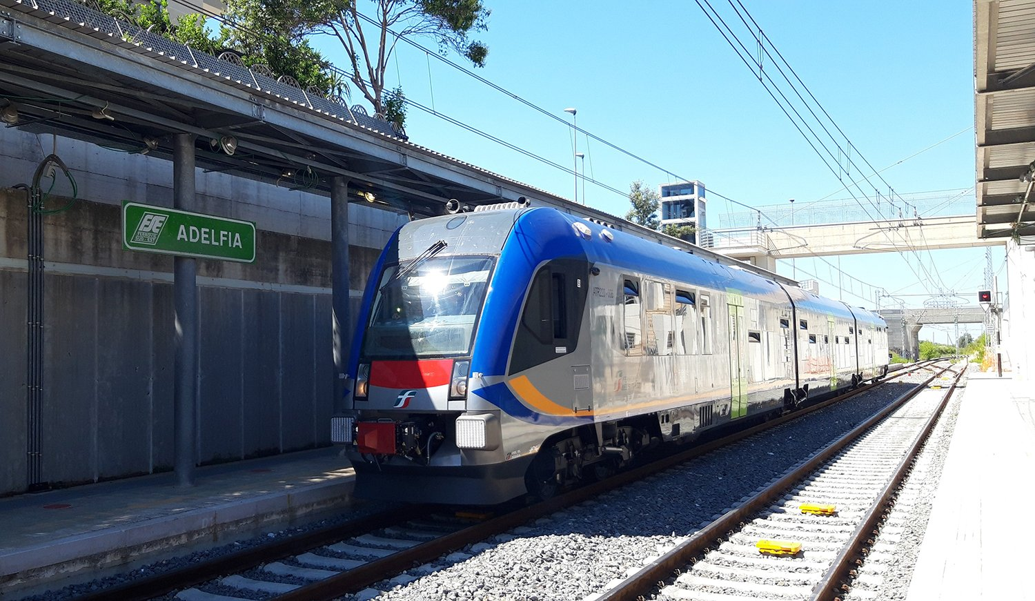MERMEC technology for the safety of the Apulian railway network