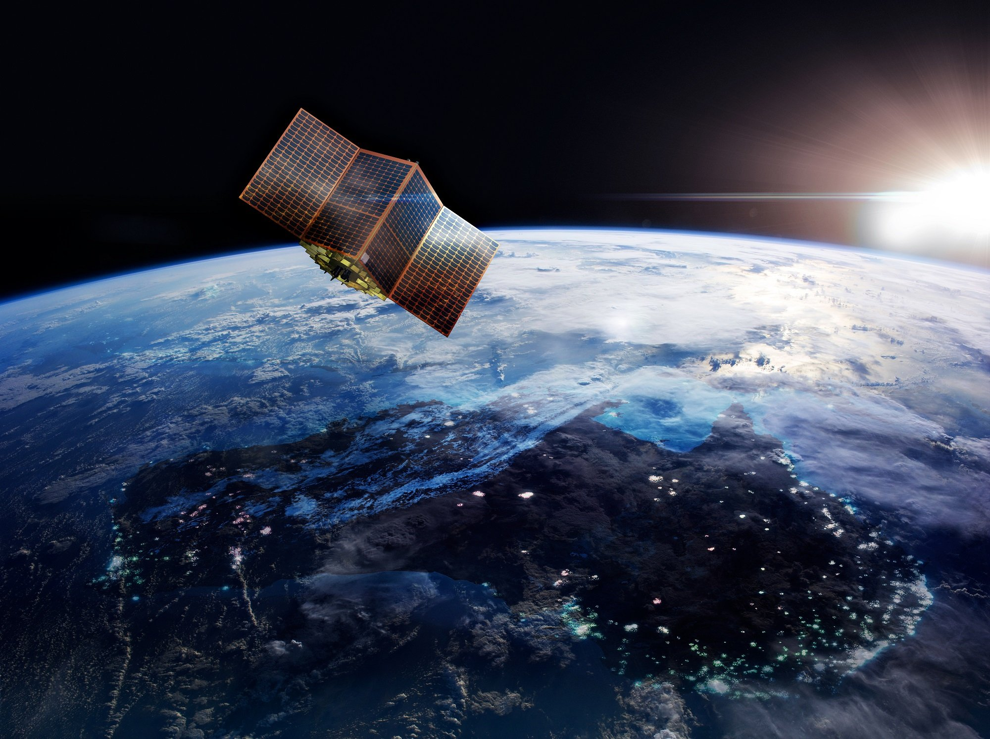 SITAEL Australia teams up with University of Adelaide to develop next generation Earth observation technologies
